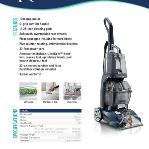 Royal FR50152 Carpet Extractor
