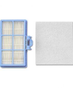 Riccar Prima Canister HEPA Media Filter Set