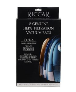Riccar Moonlight, Pizzazz and Sunburst Canister HEPA Media Bags