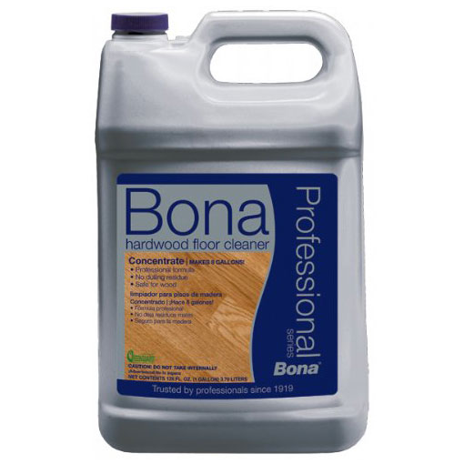 Wood Floor Cleaner Bona Pro Series Concentrate Makes 8