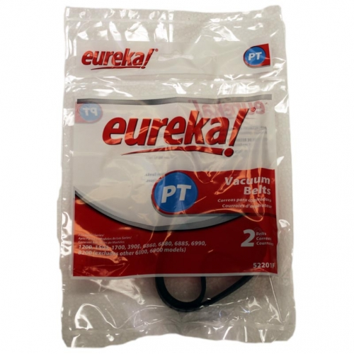 Eureka Belts Style Pt Part 52201 2 Pack Vacuum Cleaners