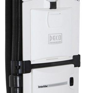 Deco Vac Garage Vac Surface Mounted Modern White