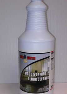 Vac Guys Wood and Laminate Floor Cleaner