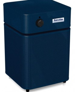 Austin Air Healthmate Plus  Jr 700 Square Feet Midnight Blue