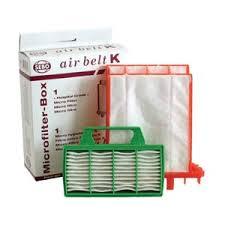 SEBO Airbelt K Filter Set 6696AM