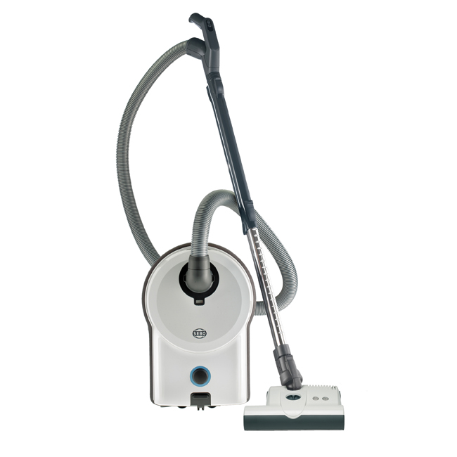 Sebo Airbelt D4 Canister Vacuum Cleaner With Power Head