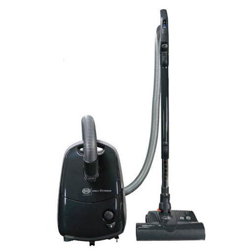 Sebo Airbelt E3 Canister Vacuum Cleaner With Power Head