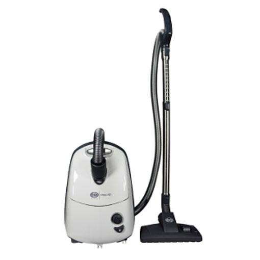 Sebo Airbelt E1 Canister Vacuum Cleaner White Vacuum