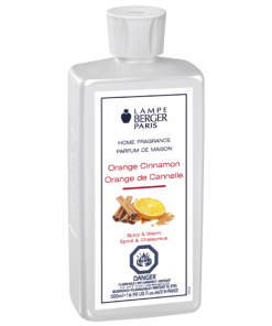 Lampe Berger Orange Cinnamon 500ml