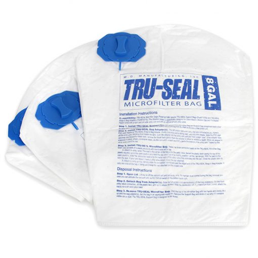 Modern Day Tru-Seal Microfilter Bags 3 Pack - Best Vac