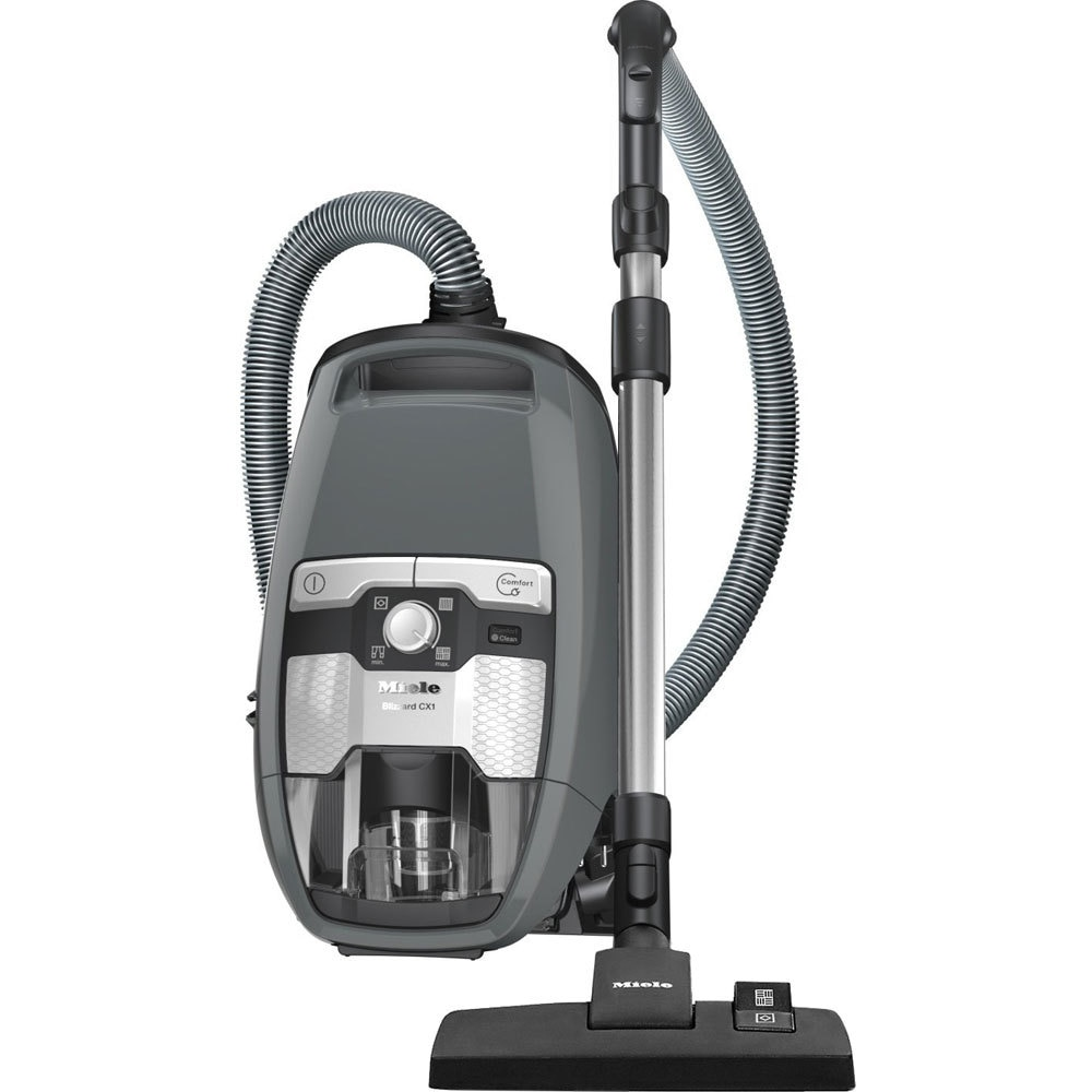 Miele Cx1 Pure Suction Blizzard Bagless Canister 7 Year