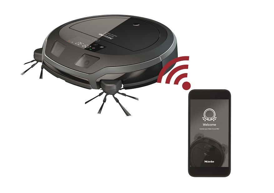 Miele Scout Rx2 Home Vision Robot Vacuum Cleaner Vacuum