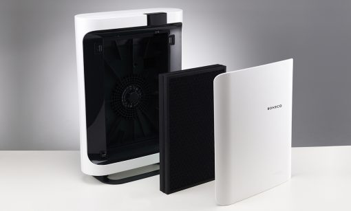 Boneco Air Purifier Front Panel