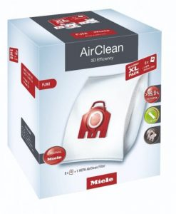 Miele FJM XL Allergy Pack AirClean FilterBags