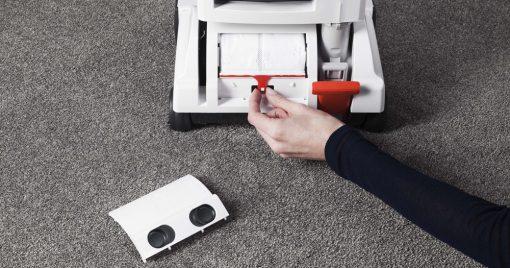 SEBO Automatic X8 - Easy Maintenance