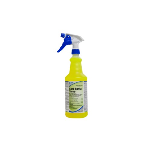 Sani-Spritz One Step Disinfectant Spray Cleaner Quart